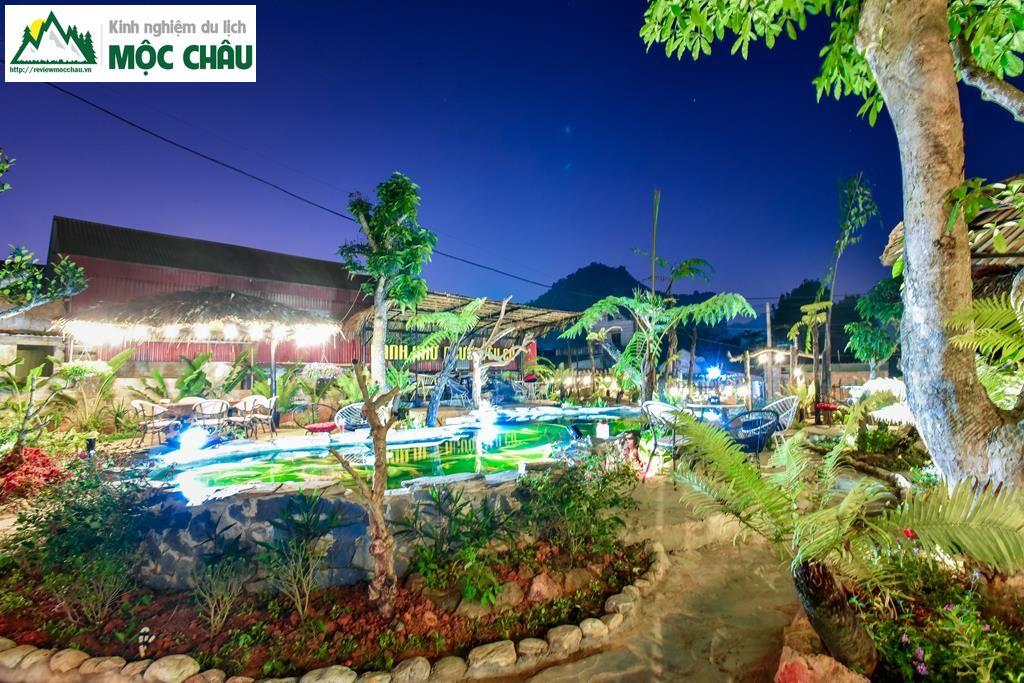 koi garden moc chau 18 - Koi Garden Mộc Châu quán caffee house cá koi đẹp nhất Mộc Châu