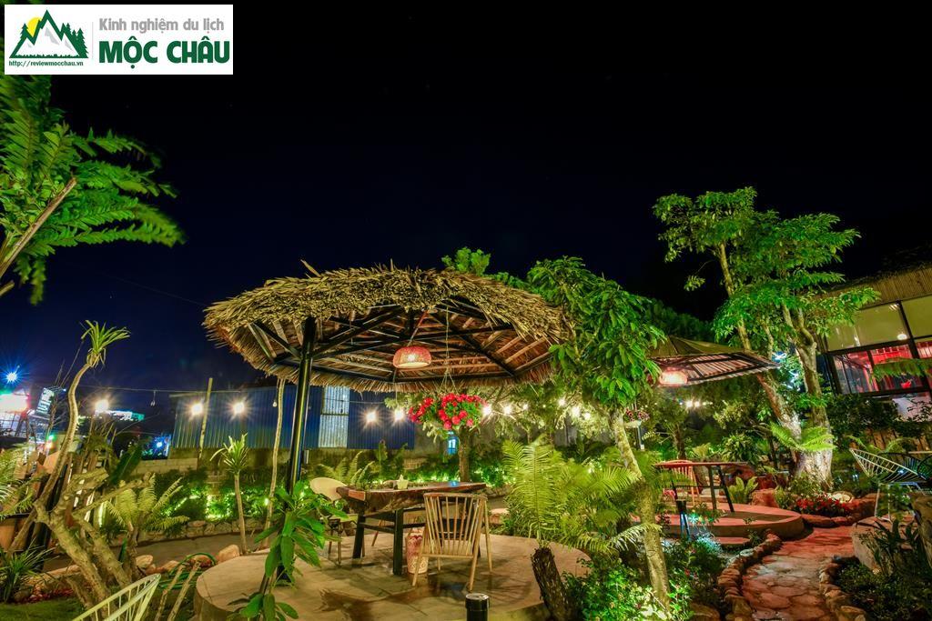 koi garden moc chau 23 - Koi Garden Mộc Châu quán caffee house cá koi đẹp nhất Mộc Châu