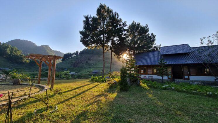 The Nordic Village Moc Chau 17 745x419 - The Nordic Village khu nghỉ dưỡng mang phong cách Châu Âu