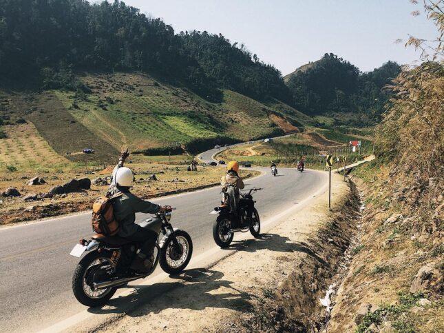 thue xe may o moc chau 4 645x483 - Hướng dẫn, chia sẻ kinh nghiệm thuê xe máy ở Mộc Châu