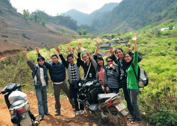 thue xe may o moc chau 8 678x483 - Hướng dẫn, chia sẻ kinh nghiệm thuê xe máy ở Mộc Châu