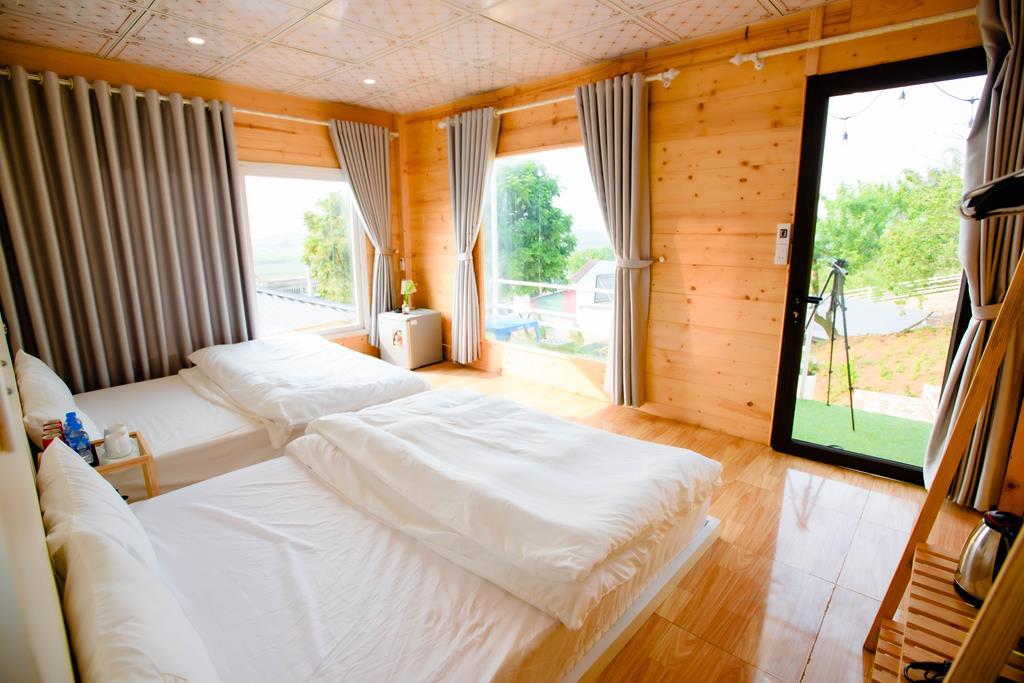 Wooden House moc Chau 11 - Review siêu chi tiết homestay Wooden House Mộc Châu