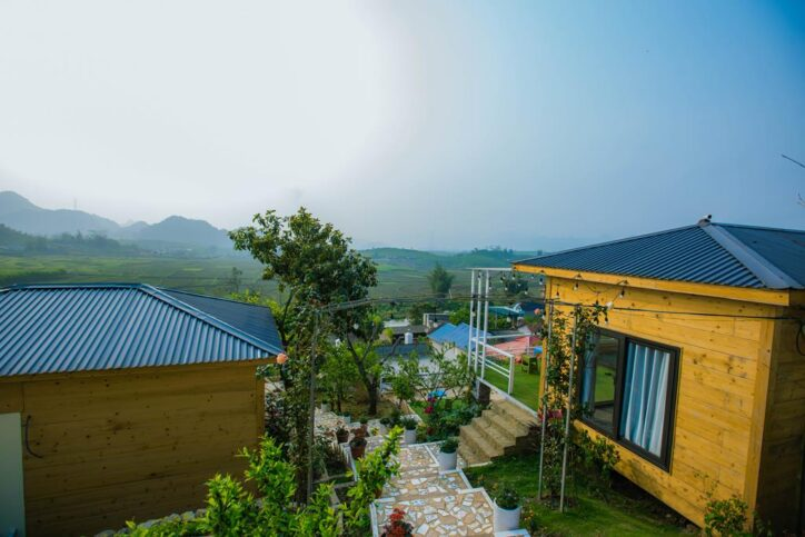 Wooden House moc Chau 47 724x483 - Review siêu chi tiết homestay Wooden House Mộc Châu
